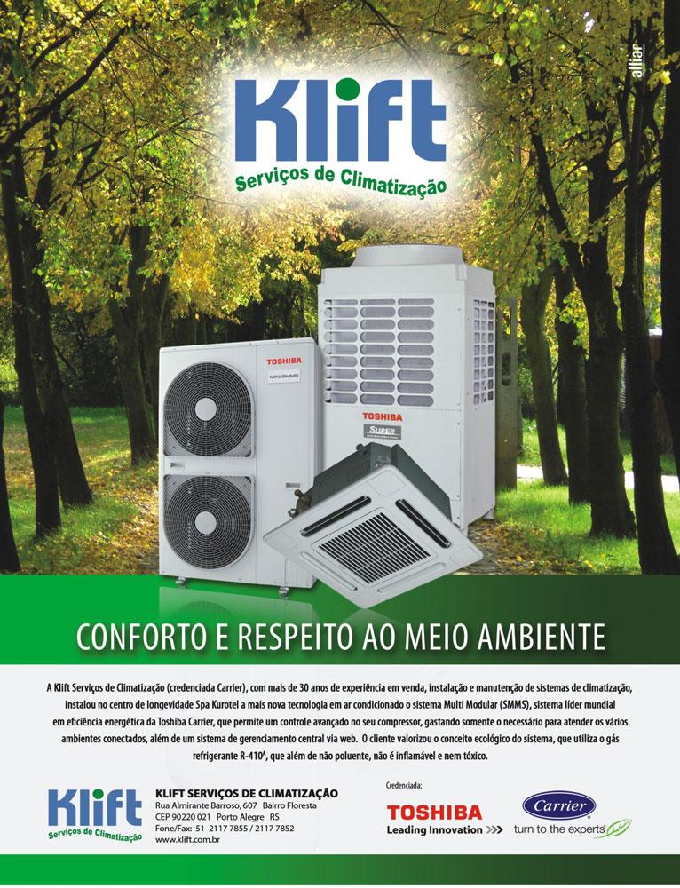 Campanha para a Klift