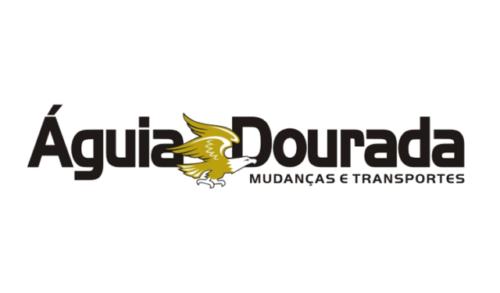 Redesenho da Logomarca Águia Dourada Mudanças